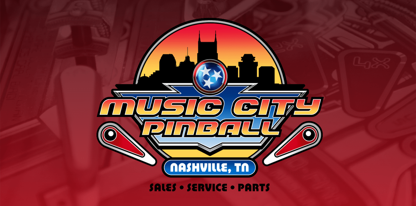 Music City Pinball